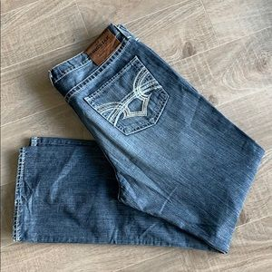 Big Star Pioneer Regular boot cut men's jeans